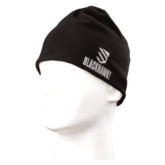 Blackhawk Micro Fleece Beanie Black / Steel