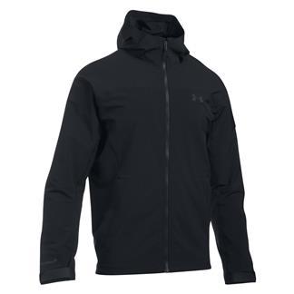 Under Armour ColdGear Tactical Softshell 3.0 Jacket Black / Black