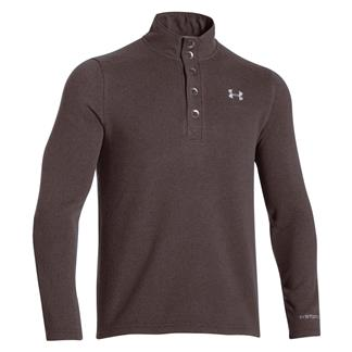 Under Armour Specialist Storm 1/4 Zip Maverick Brown / Steel