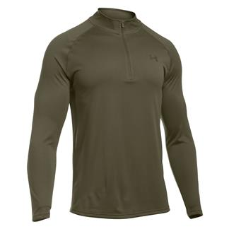 Under Armour Tactical 1/4 Zip Jacket Marine OD Green / Marine OD Green