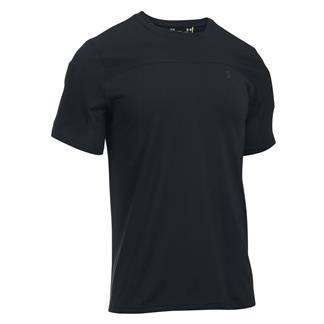 Under Armour Tactical Combat Shirt Black / Black