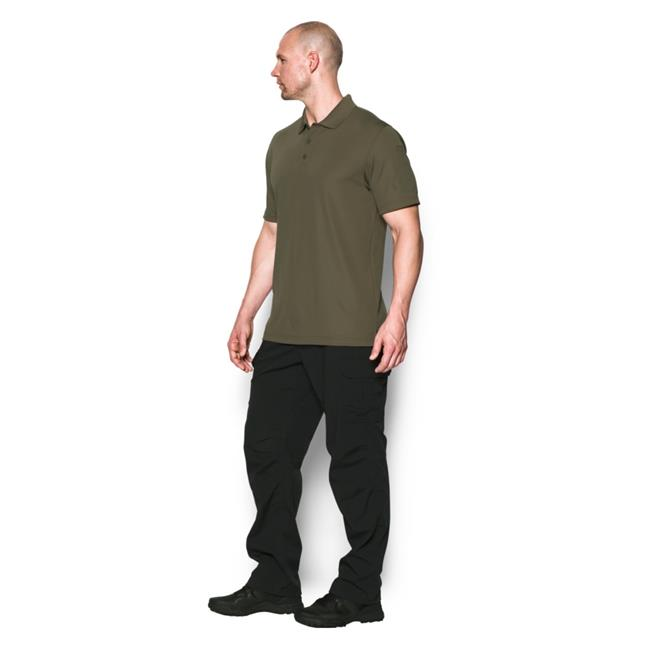 f471237a4f9 Men's Under Armour Tactical Performance Polo | Tactical Gear ...