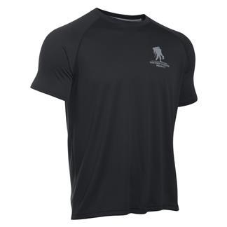 Under Armour WWP Tech T-Shirt Black / Storm