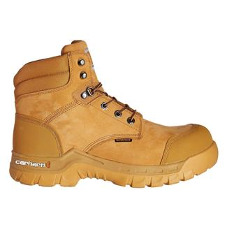 "Carhartt 6"" Rugged Flex CT WP Wheat Oil"