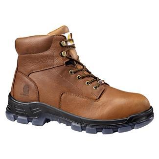 "Carhartt 6"" Work Boot WP Brown"