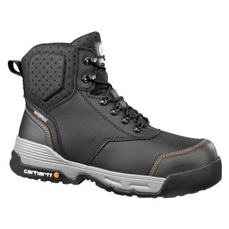 "Carhartt 6"" Force EH CT WP Black"