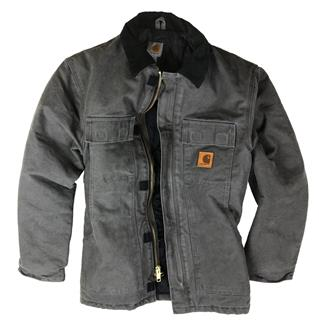 Carhartt Sandstone Traditional Coat Gravel