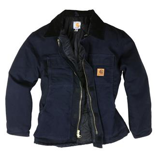 Carhartt Sandstone Traditional Coat Midnight