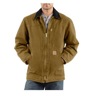Carhartt Ridge Coat Frontier Brown