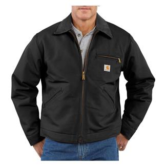 Carhartt Duck Detroit Jacket Black