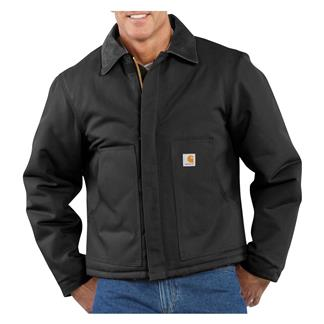 Carhartt Duck Traditional Jacket Black