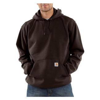 Carhartt Midweight Hoodie Dark Brown