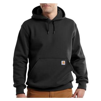 Carhartt Rain Defender Paxton Heavyweight Hoodie Black