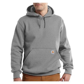 Carhartt Rain Defender Paxton Heavyweight Hoodie Heather Gray