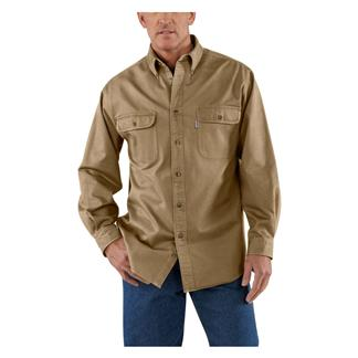 Carhartt Oakman Work Shirt Cottonwood