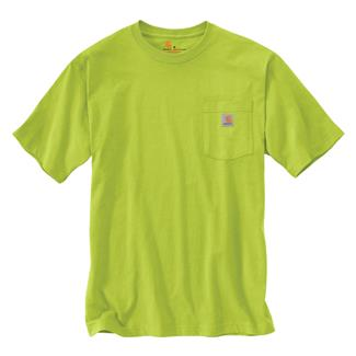 Carhartt Workwear Pocket T-Shirt Sour Apple