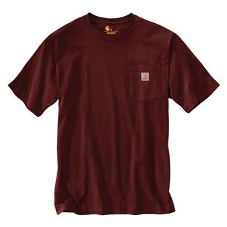 Carhartt Workwear Pocket T-Shirt Port
