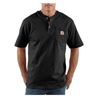 Carhartt Workwear Pocket Henley Black