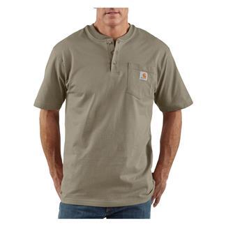 Carhartt Workwear Pocket Henley Desert