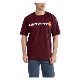 Carhartt Logo T-Shirt Port