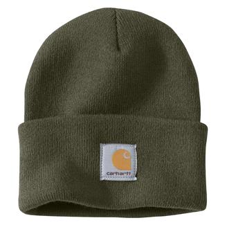 Carhartt Acrylic Watch Hat Dark Green