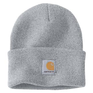 Carhartt Acrylic Watch Hat Heather Gray