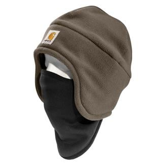 Carhartt 2 In 1 Fleece Headwear Driftwood