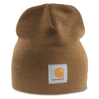 Carhartt Acrylic Knit Hat Carhartt Brown