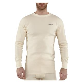 Carhartt Base Force Cotton Super-Cold Weather Top Natural