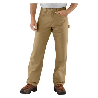 Carhartt Canvas Carpenter Jeans Golden Khaki