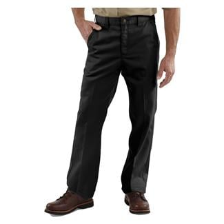 Carhartt Twill Work Pants Black