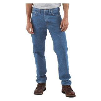 Carhartt Traditional Tapered Leg Jeans Stonewash