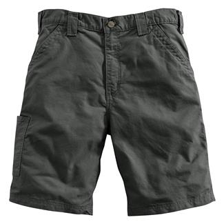Carhartt Canvas Work Shorts Fatigue
