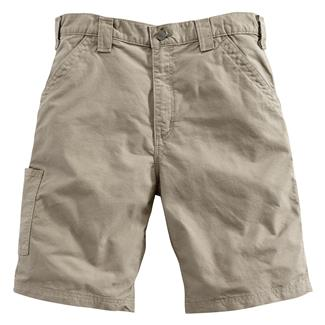 Carhartt Canvas Work Shorts Tan