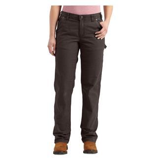 Carhartt Original Fit Crawford Pants Dark Brown