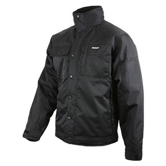 CAT Insulated Twill Jacket Black