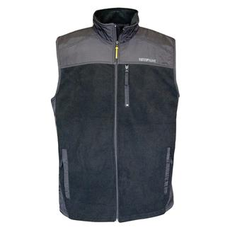 CAT Momentum Fleece Vest Black