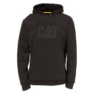 CAT Performance Hoodie Black