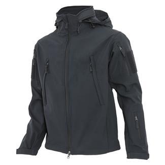 Condor Summit Soft Shell Jacket Navy Blue