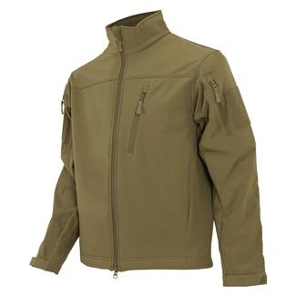 Condor Phantom Soft Shell Jacket Tan