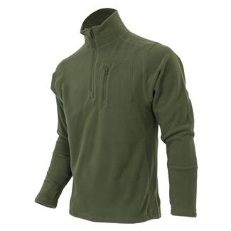 Condor 1/4 Zip Fleece Pullover Olive Drab