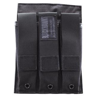 Blackhawk Triple MP-5 Mag Pouch Black
