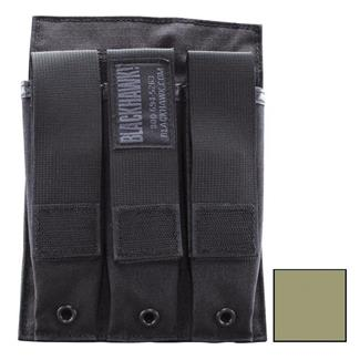 Blackhawk Triple MP-5 Mag Pouch Coyote Tan