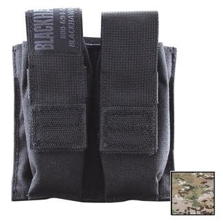 Blackhawk Double Pistol Mag Pouch with TalonFlex MultiCam
