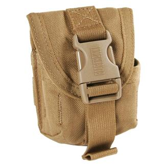 Blackhawk Single Frag Grenade Pouch Coyote Tan