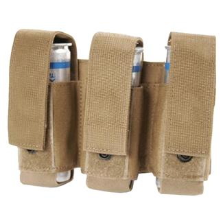 Blackhawk Triple 40mm Grenade Pouch Coyote Tan