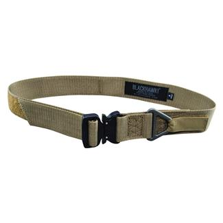 Blackhawk Rigger's Belt with Cobra Buckle Coyote Tan