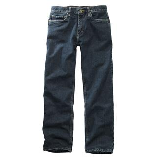 Timberland PRO Grit-N-Grind Denim Work Pants Dark Denim