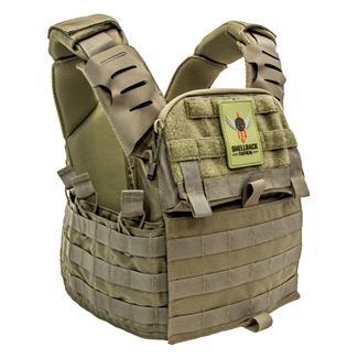 Shellback Tactical Banshee Elite 2.0 Plate Carrier (Gen 2) Ranger Green