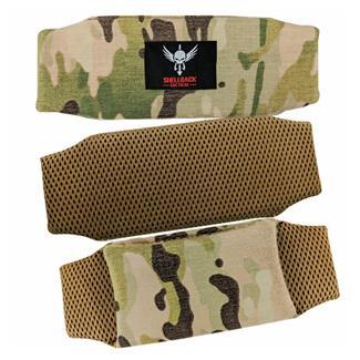 Shellback Tactical Banshee Ultimate Shoulder Pad (Set of 2) MultiCam